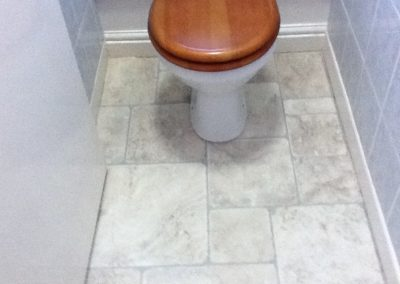 bathroom flooring stoke