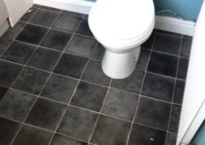 bathrooms vinyl tiles