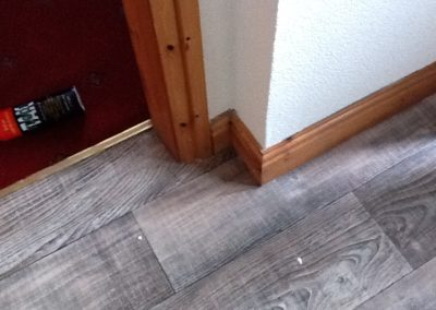 woodlike flooring